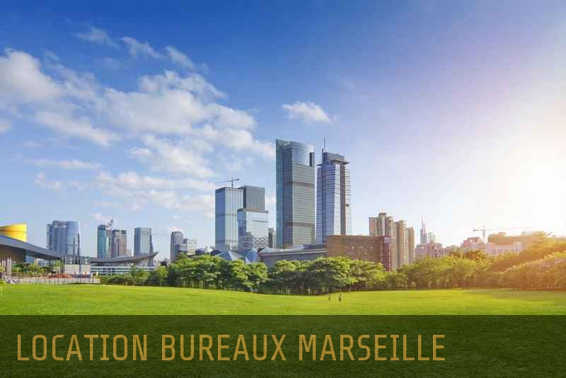 Location bureau Marseille